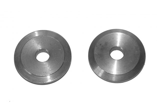 Idler Wheel Bearings, Inserts, Clips
