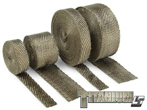 Exhaust Wrap & Insulating Tape