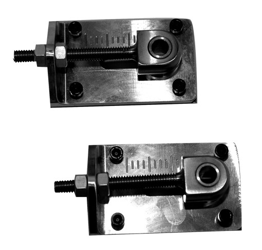 Front Arm Suspension Adjusters
