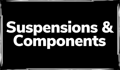 Suspensions & Components